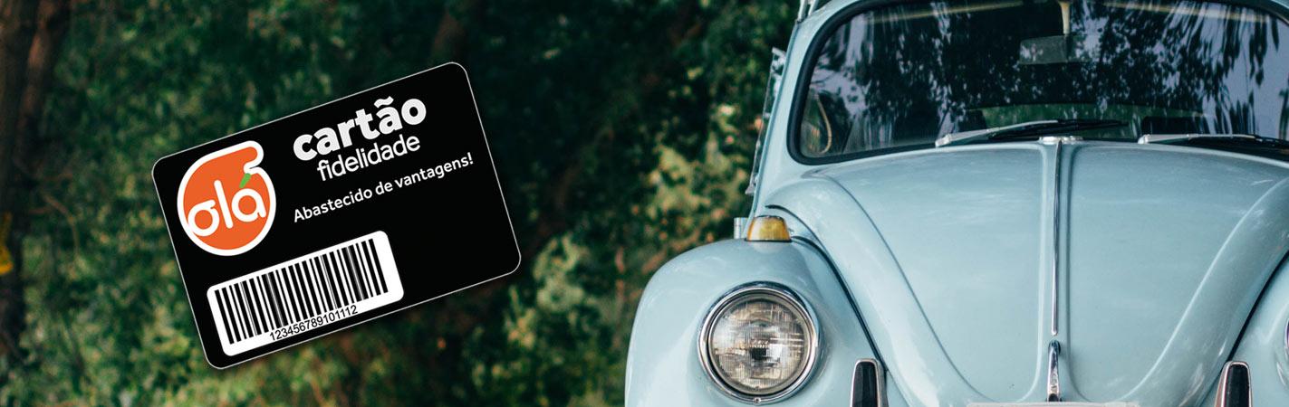 Cartão de Fidelidade Rede Olá